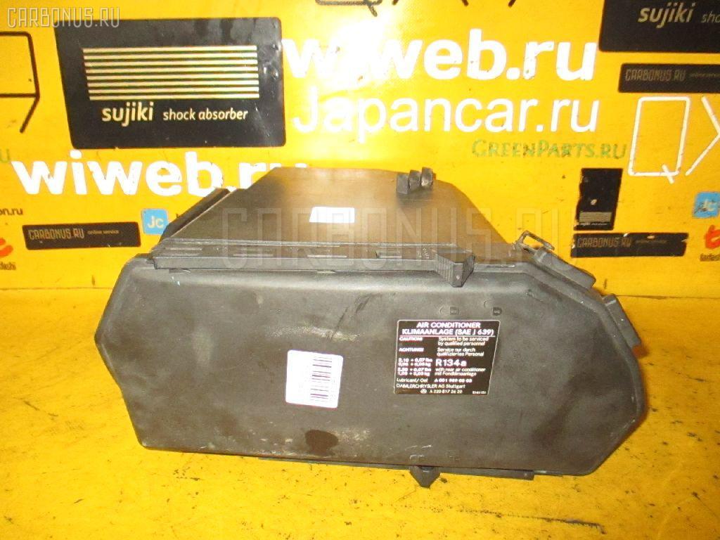 Корпус блока предохранителей Mercedes-benz S-class W220.075 113.960 Фото 1