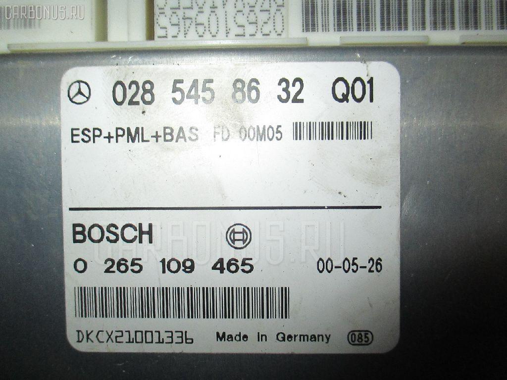 Блок ABS MERCEDES-BENZ S-CLASS W220.075 113.960 Фото 1