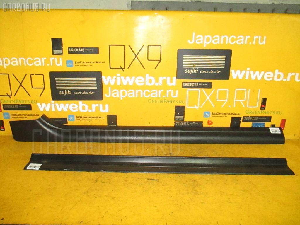 Накладка на порог салона BMW 3-SERIES E46-AT52 Фото 3