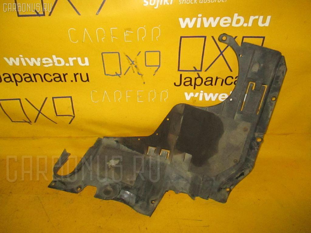 Защита двигателя MAZDA FAMILIA S-WAGON BJ5W ZL. Фото 3