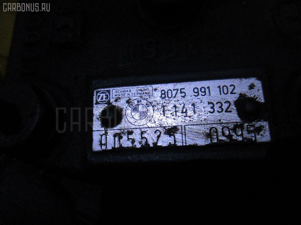 Рулевой редуктор BMW 7-SERIES E38-GF62 M60-408S1 Фото 4