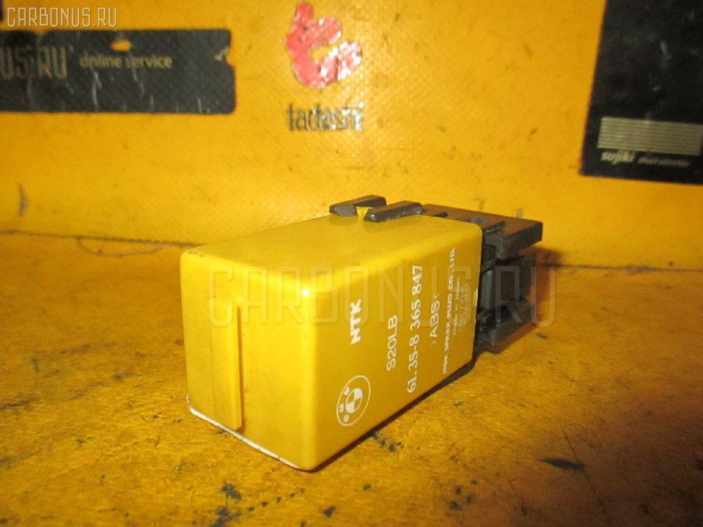 Реле Bmw 7-series E38-GF62 M60-408S1 Фото 1