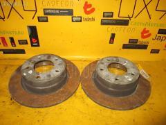 Тормозной диск Bmw 1-series E87-UF12 N45B16A Фото 1