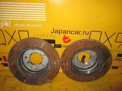 Тормозной диск Bmw 1-series E87-UF12 N45B16A Фото 2