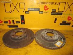 Тормозной диск MERCEDES-BENZ A-CLASS W169.033 266.960 Фото 1