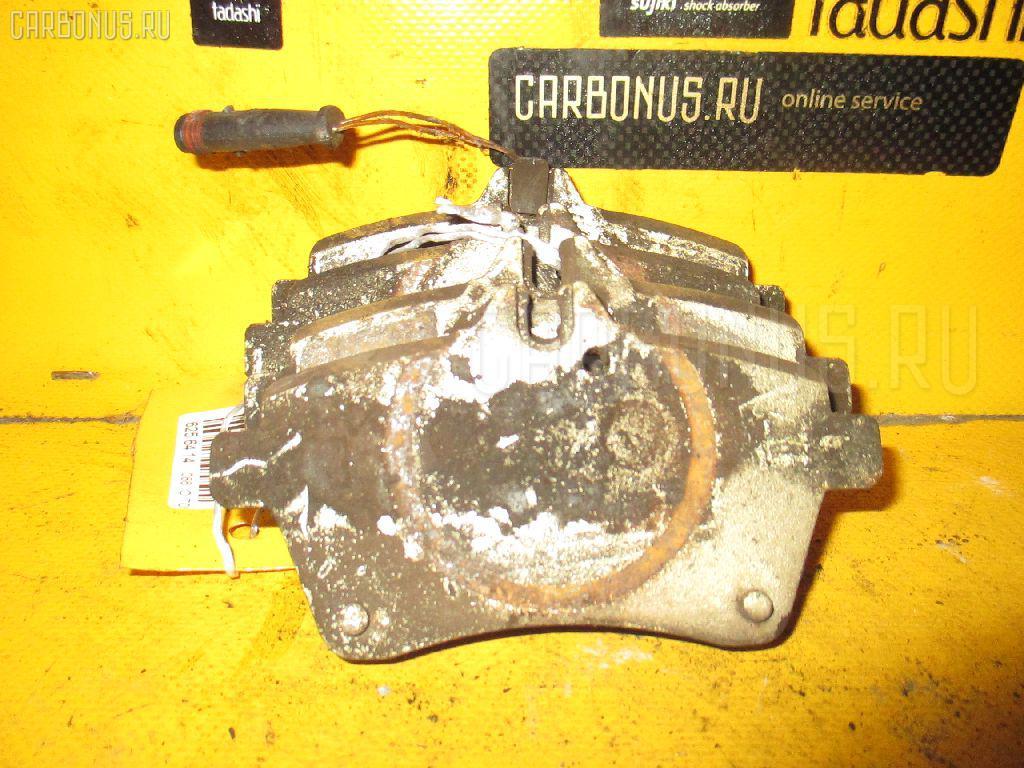 Тормозные колодки MERCEDES-BENZ A-CLASS W169.033 266.960 Фото 1