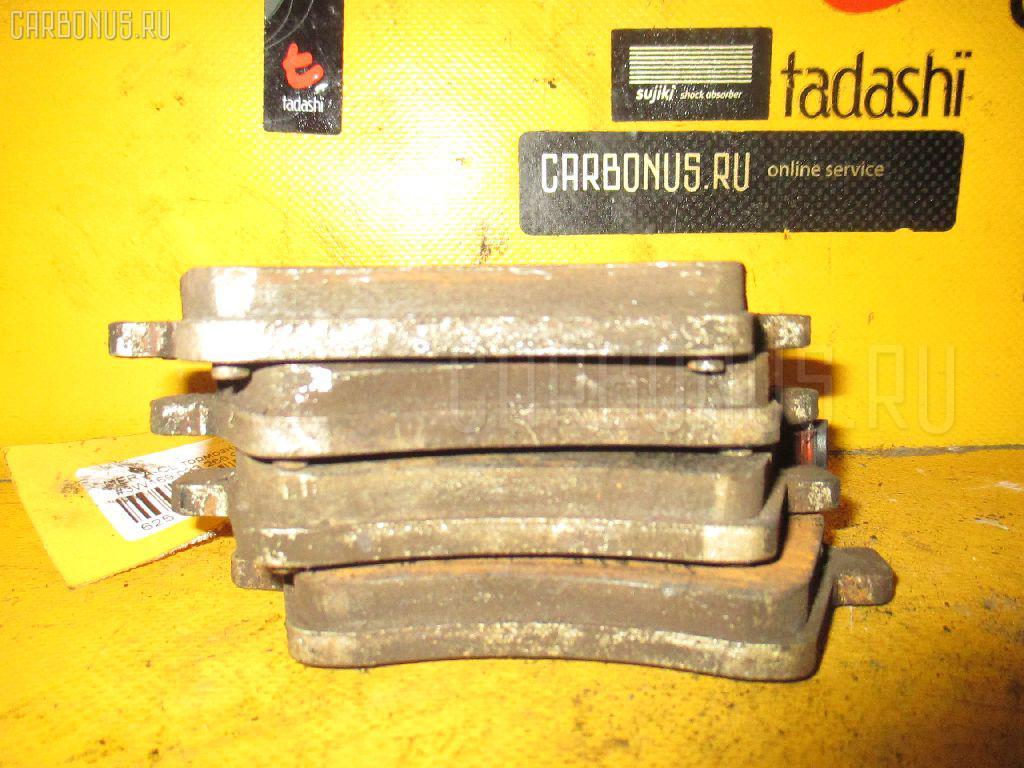 Тормозные колодки MERCEDES-BENZ A-CLASS W169.033 266.960 Фото 2