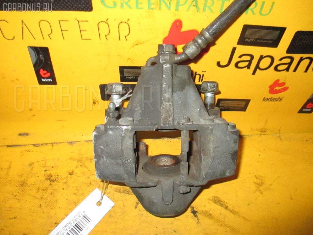 Суппорт TOYOTA CROWN JZS175 2JZ-FSE. Фото 7