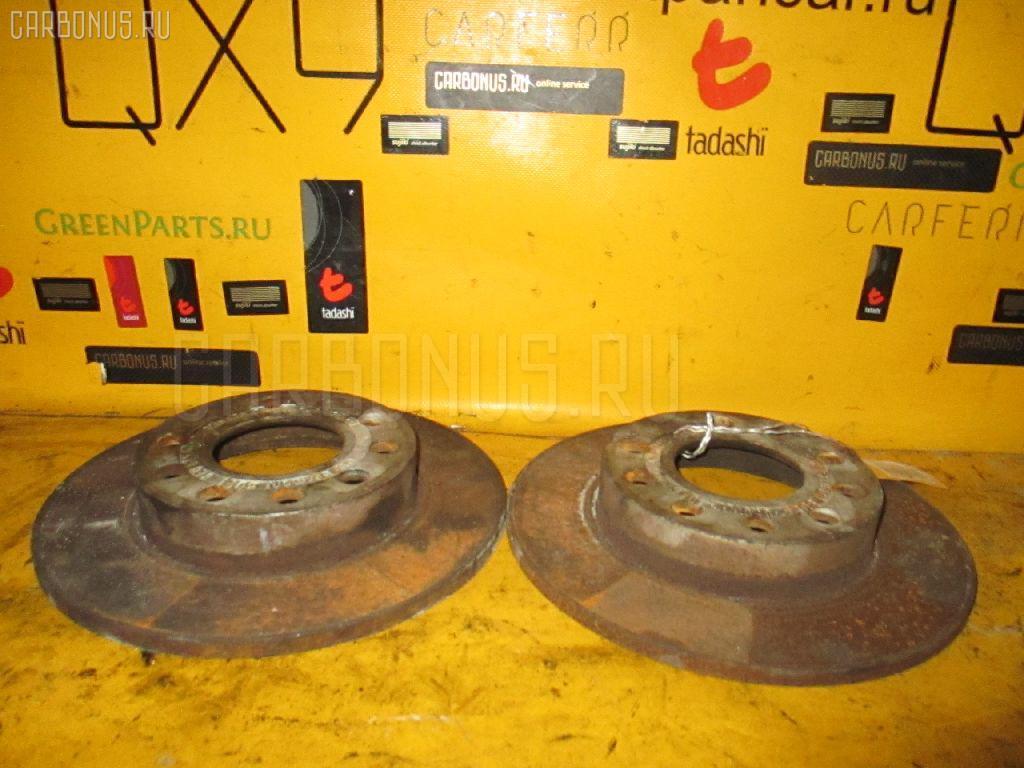 Тормозной диск AUDI A4 AVANT 8EAMBF AMB Фото 1