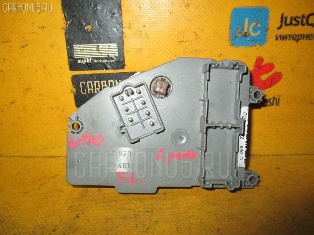 Переключатель регулировки сидения MERCEDES-BENZ S-CLASS COUPE C140.070 Фото 2