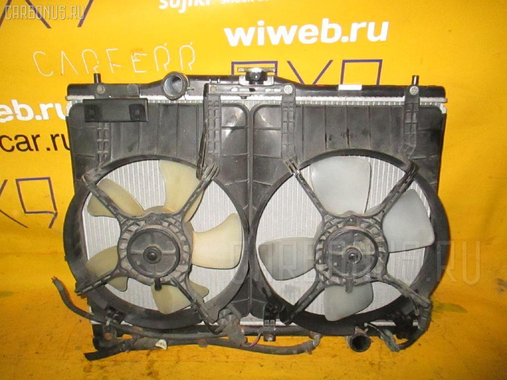 Радиатор ДВС HONDA LEGEND KA9 C35A. Фото 11