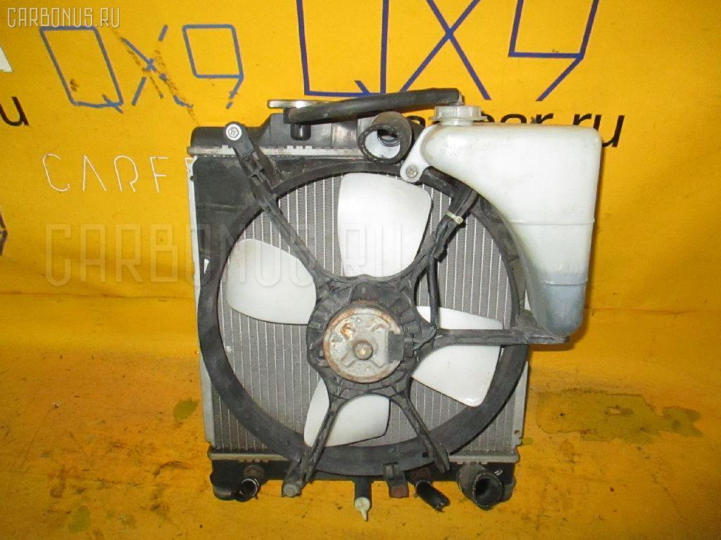 Радиатор ДВС HONDA CAPA GA4 D15B. Фото 10