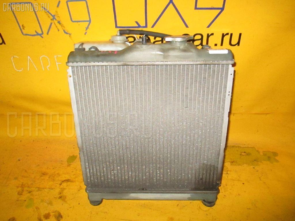 Радиатор ДВС HONDA CAPA GA4 D15B. Фото 11