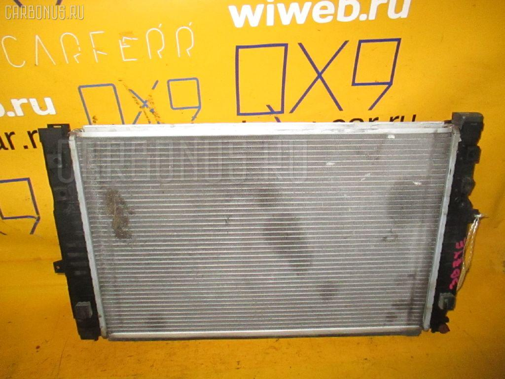 Радиатор ДВС AUDI A4 8DAGA AGA. Фото 4