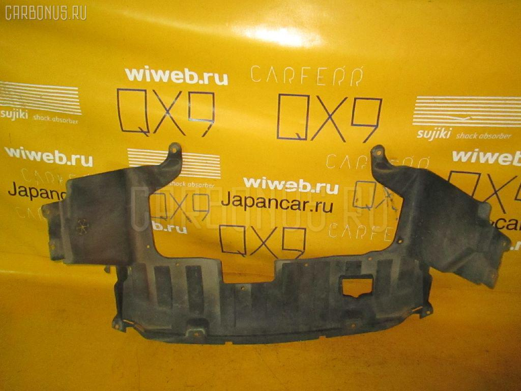 Защита двигателя HONDA FIT GD2 L13A Фото 1