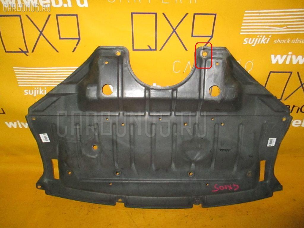 Защита двигателя TOYOTA MARK II JZX105 1JZ-GE. Фото 10