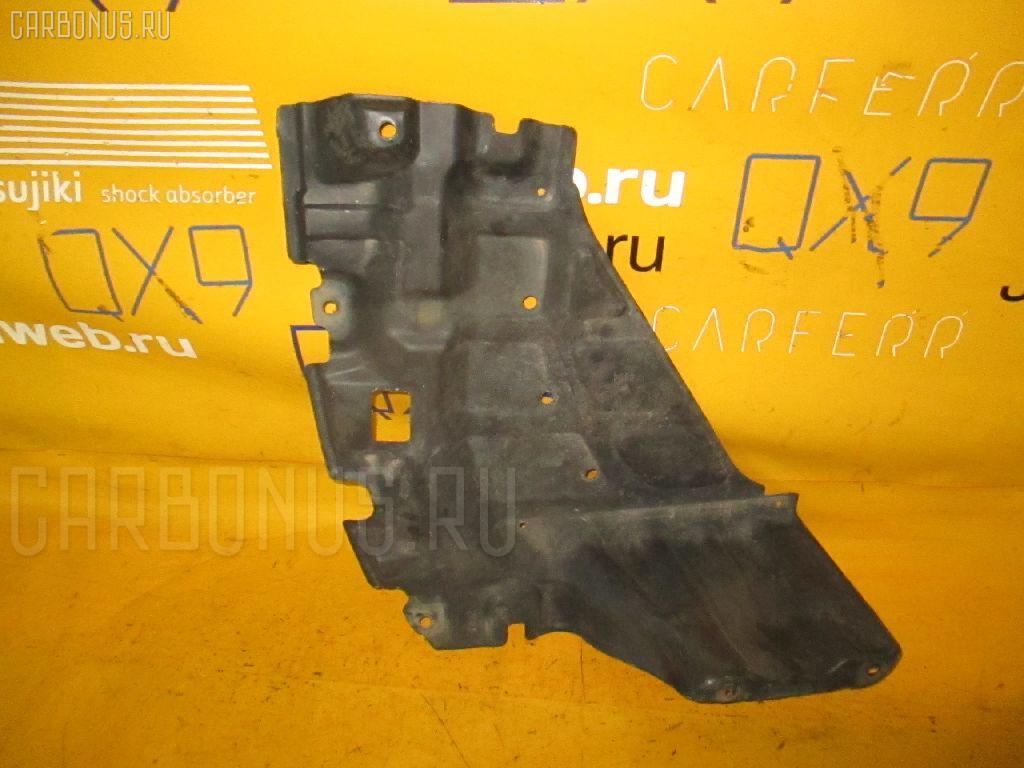 Защита двигателя TOYOTA VITZ NCP15 2NZ-FE. Фото 5
