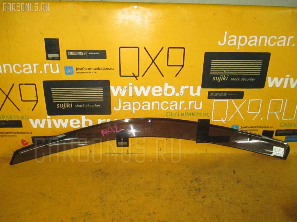 Ветровик Nissan March AK12 Фото 1