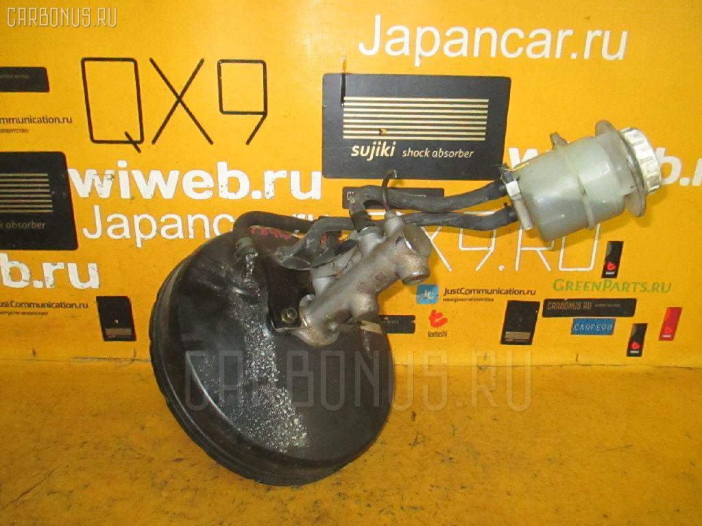 Главный тормозной цилиндр MITSUBISHI CHARIOT GRANDIS N84W 4G64. Фото 3