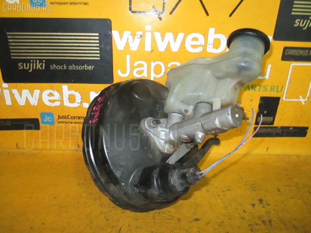 Главный тормозной цилиндр TOYOTA VITZ NCP15 2NZ-FE. Фото 7