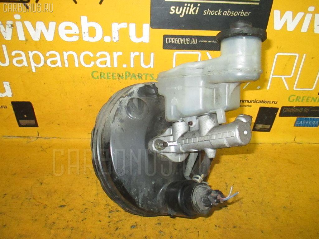 Главный тормозной цилиндр TOYOTA VITZ NCP15 2NZ-FE. Фото 10