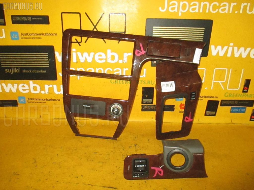 Консоль магнитофона TOYOTA MARK II GX105 Фото 1
