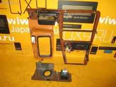 Консоль магнитофона TOYOTA MARK II GX105 Фото 2