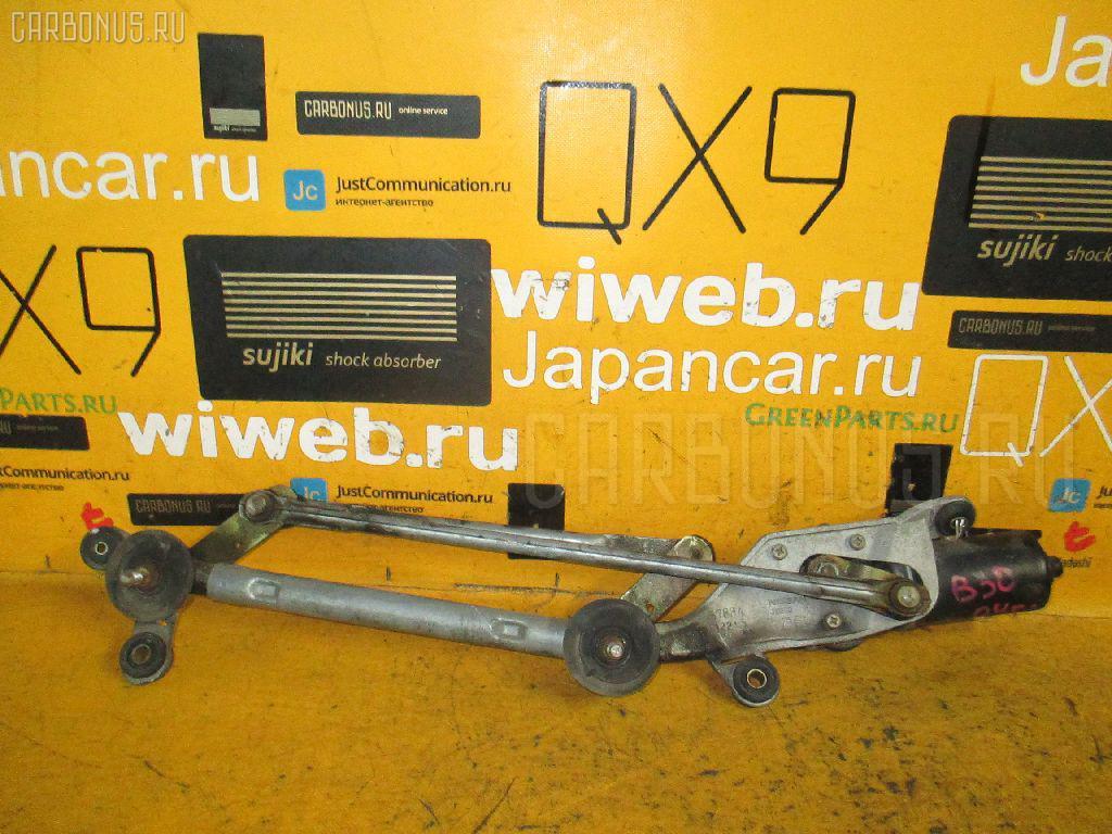 Мотор привода дворников NISSAN LAFESTA B30 Фото 1
