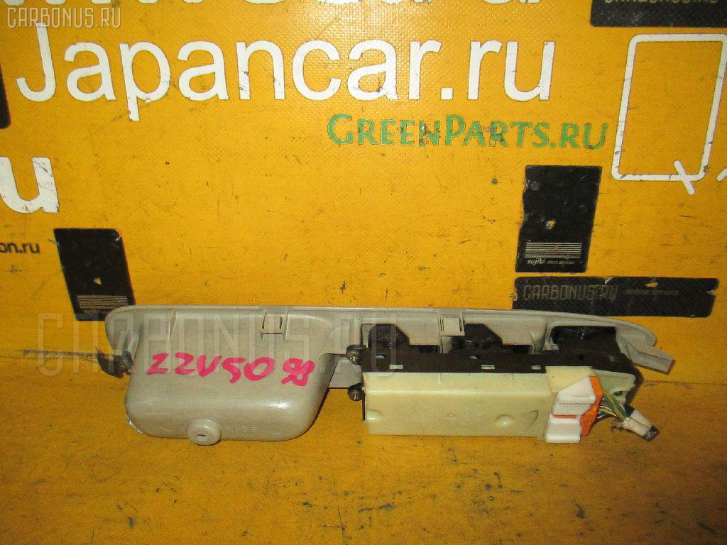 Блок упр-я стеклоподъемниками TOYOTA VISTA ARDEO ZZV50G. Фото 2