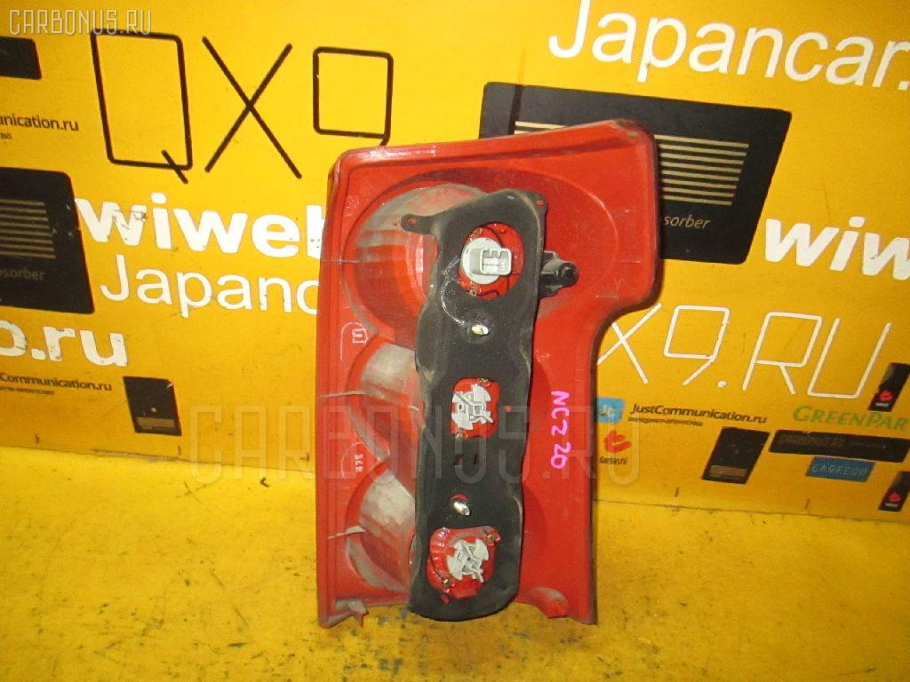 Стоп Toyota Raum NCZ20 Фото 1