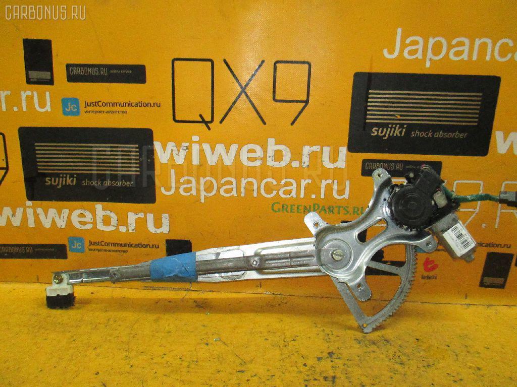 Стеклоподъемный механизм Toyota Prius NHW11 Фото 1