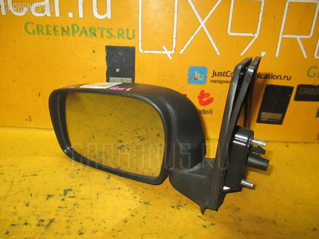 Зеркало двери боковой TOYOTA PROBOX NCP58G. Фото 9