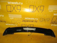 Спойлер Toyota Voxy AZR60G Фото 3