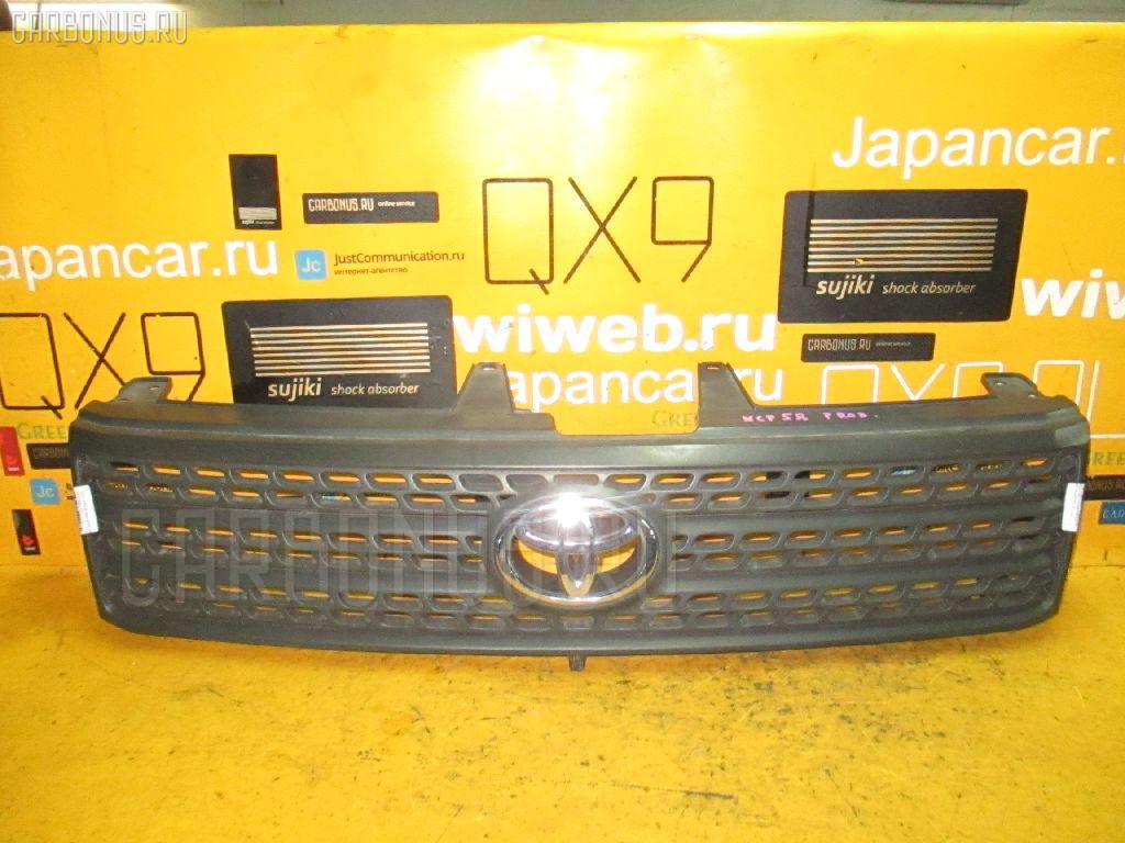 Решетка радиатора TOYOTA PROBOX NCP58G. Фото 11