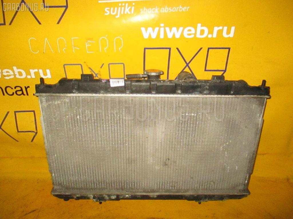 Радиатор ДВС NISSAN BLUEBIRD SYLPHY TG10 QR20DD. Фото 9