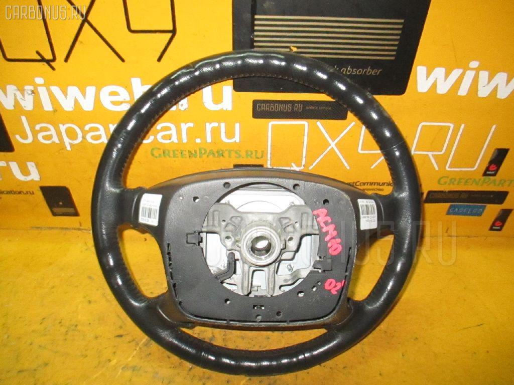 Руль TOYOTA GAIA ACM10G. Фото 2