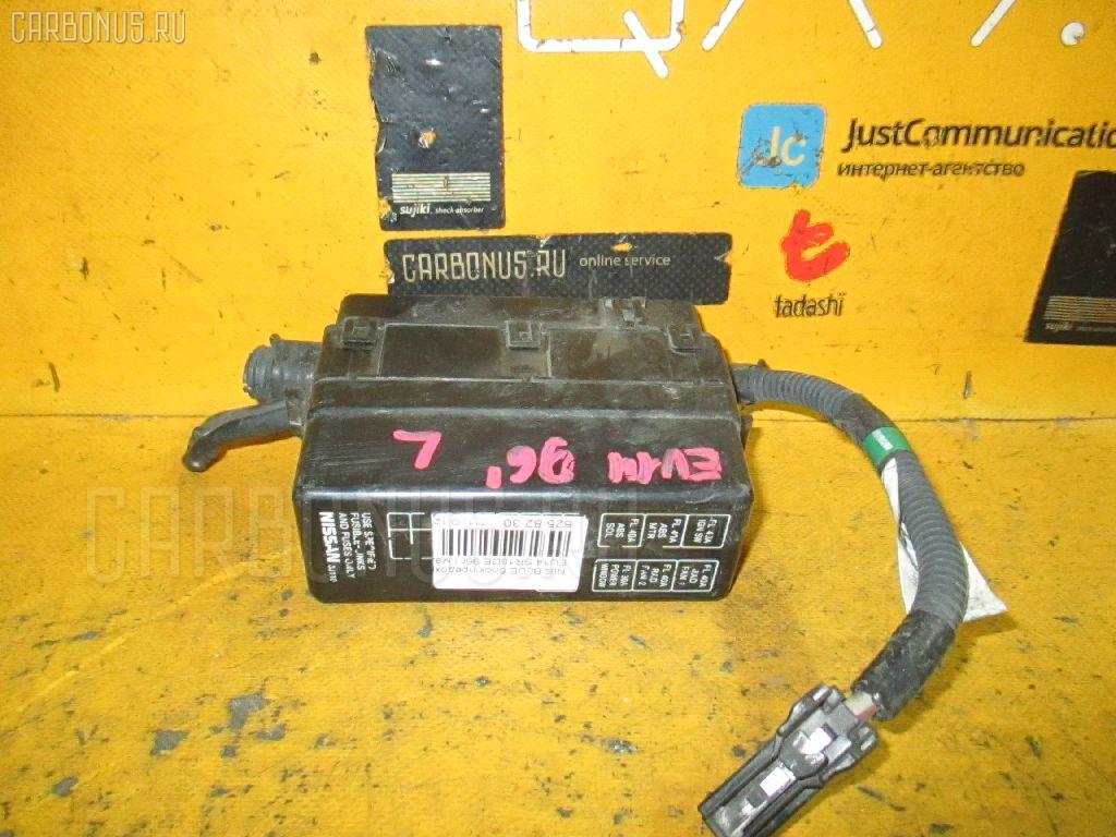 Блок предохранителей NISSAN BLUEBIRD EU14 SR18DE. Фото 1
