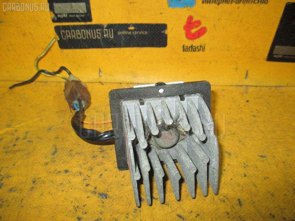 Регулятор скорости мотора отопителя SUBARU LEGACY WAGON BG9 EJ25 Фото 2