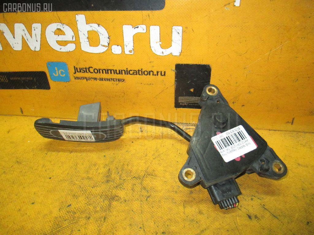 Педаль подачи топлива NISSAN MARCH AK12 CR12DE. Фото 3