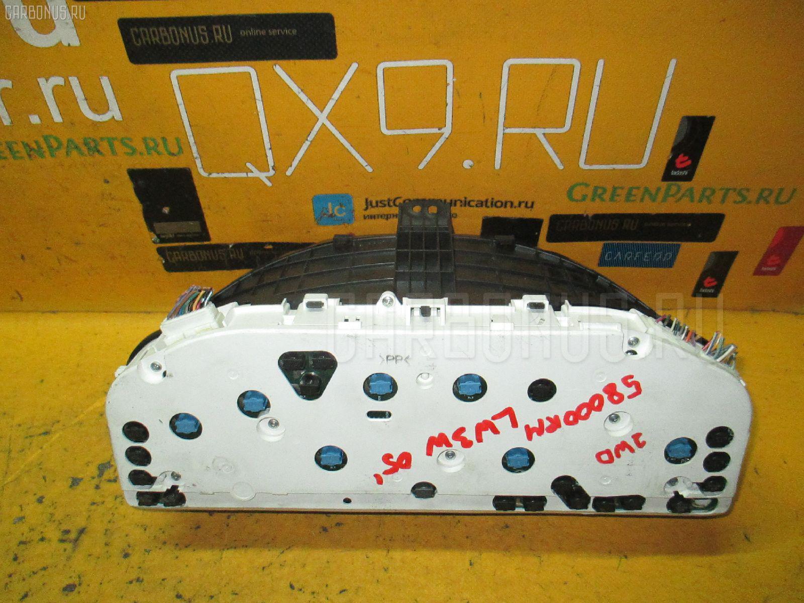 Спидометр MAZDA MPV LW3W L3. Фото 8