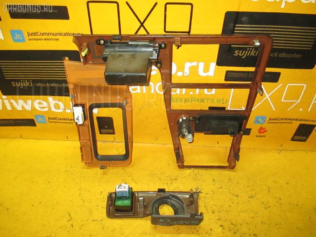 Консоль магнитофона TOYOTA CHASER GX100. Фото 11