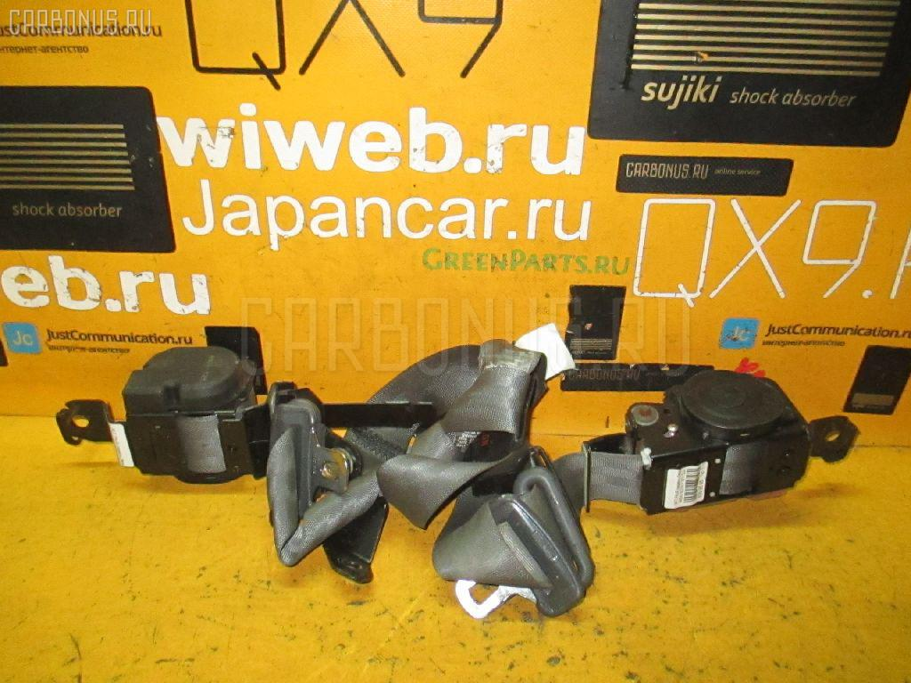 Ремень безопасности MITSUBISHI PAJERO V45W 6G74 Фото 1