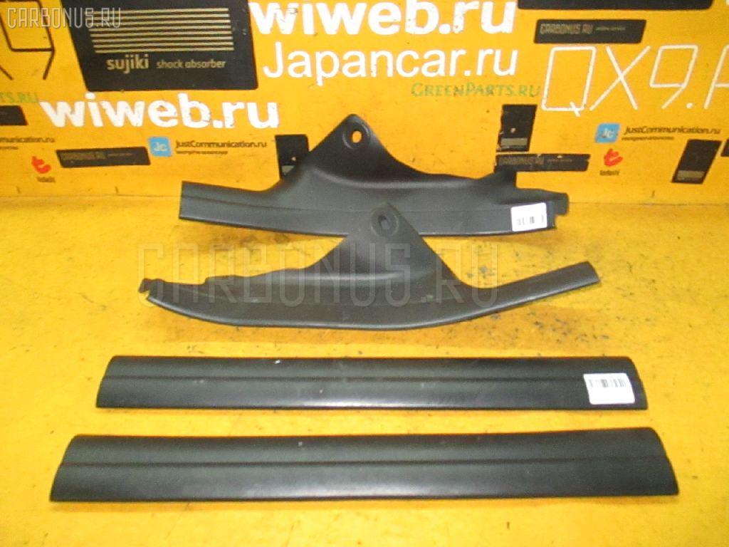 Накладка на порог салона BMW 1-SERIES E87-UE12 Фото 1