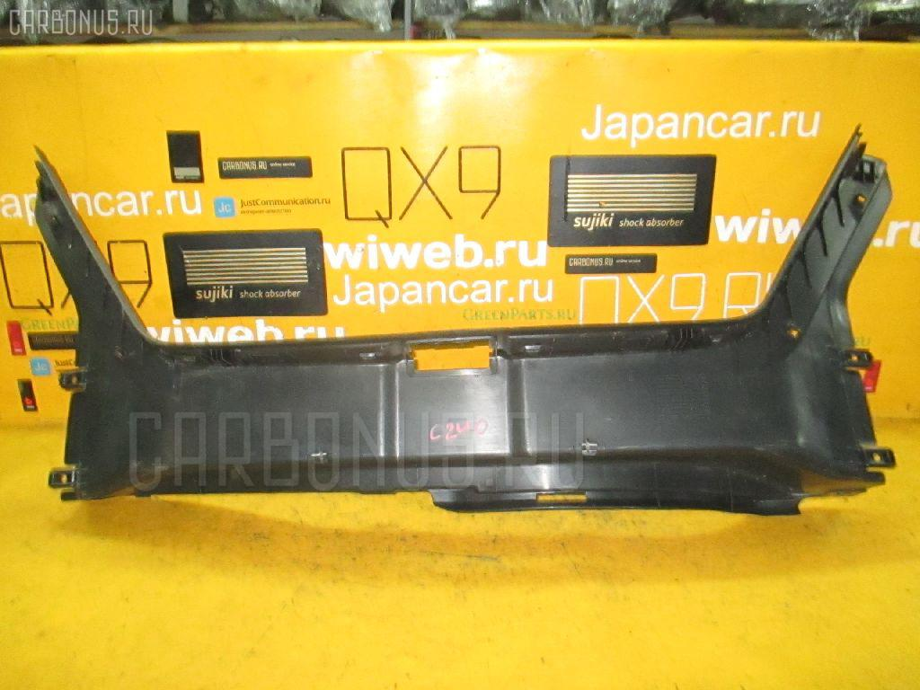Обшивка багажника MERCEDES-BENZ C-CLASS W203.061 Фото 2