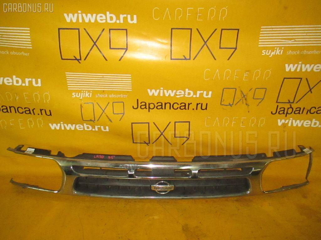 Решетка радиатора NISSAN TERRANO LR50 Фото 2