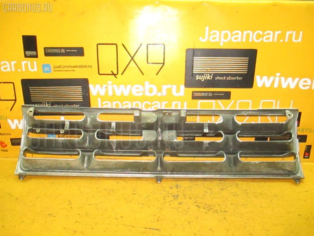 Решетка радиатора MITSUBISHI PAJERO V45W. Фото 8
