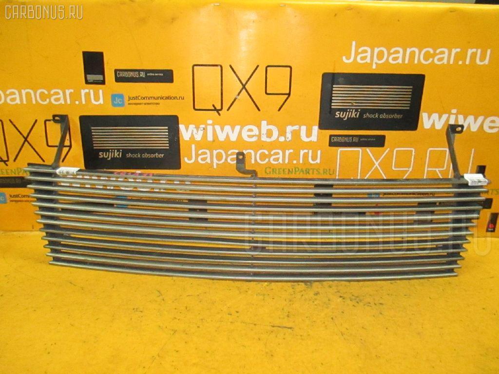 Решетка радиатора MITSUBISHI MIRAGE DINGO CQ2A. Фото 8