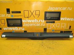 Обшивка багажника MAZDA MPV LW3W Фото 1