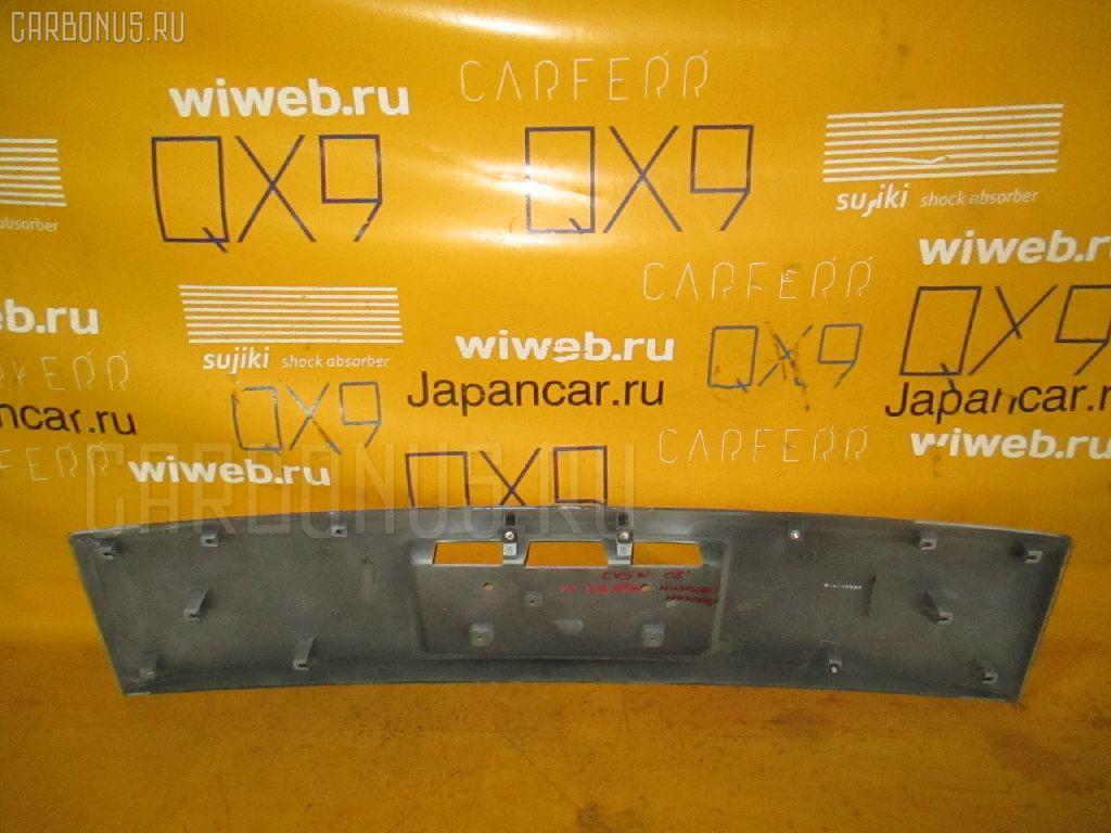Планка задняя Mitsubishi Delica d5 CV5W Фото 1