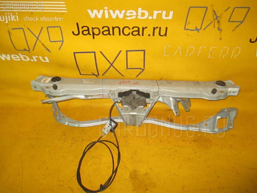 Планка телевизора MITSUBISHI COLT Z21A 4A90 Фото 1